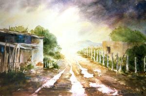 by Gloria Moschel