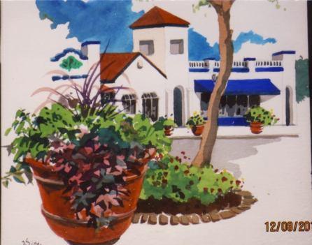 Plaza Del Lago Calendar