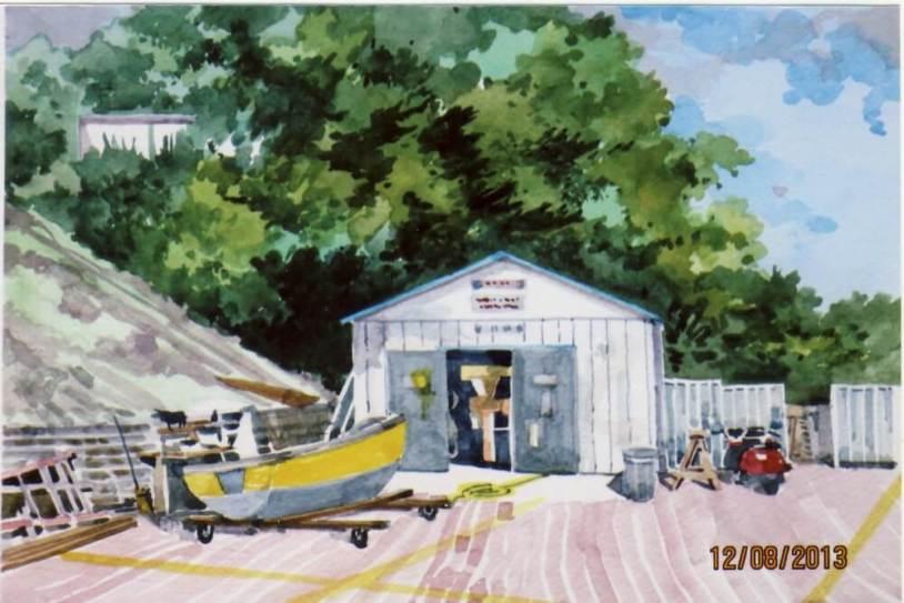 Wilmette Harbor 2