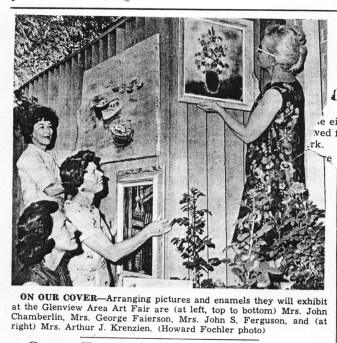 Summer Art Fair 1963