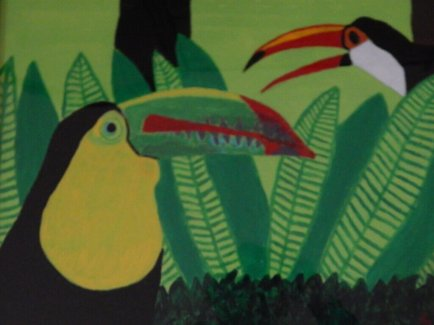 Toucans Can... Can You?