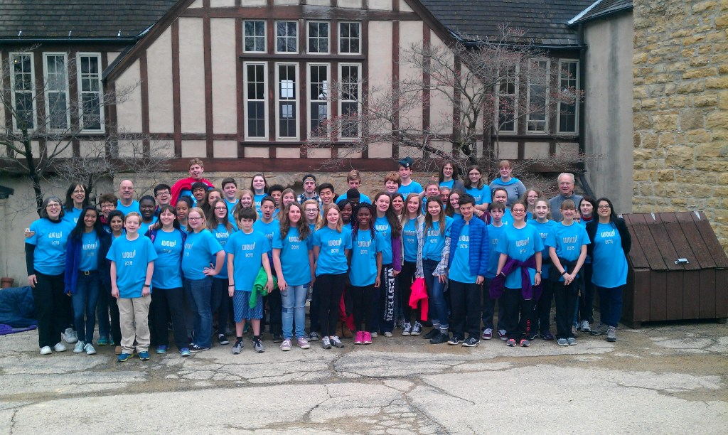 Children and youth retreat