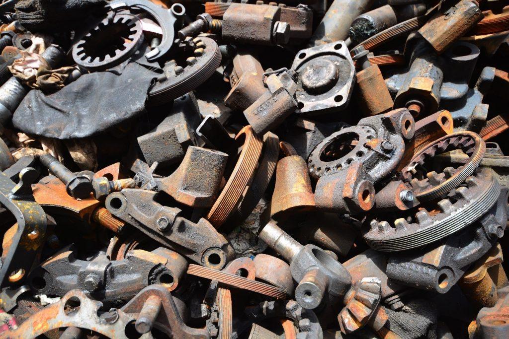 where to find scrap