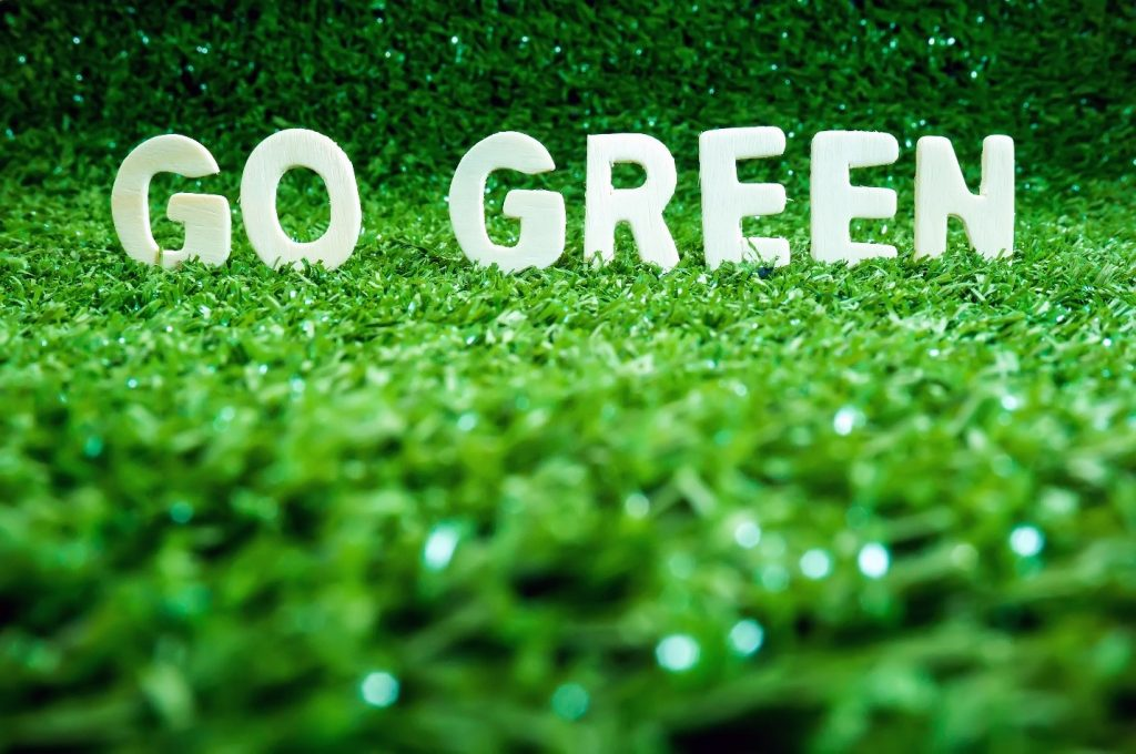 Going Green by Recycling is Something More Businesses are Doing Today