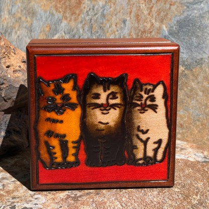 Cats and Mice Box