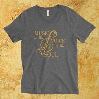 Music & Voice T-Shirt