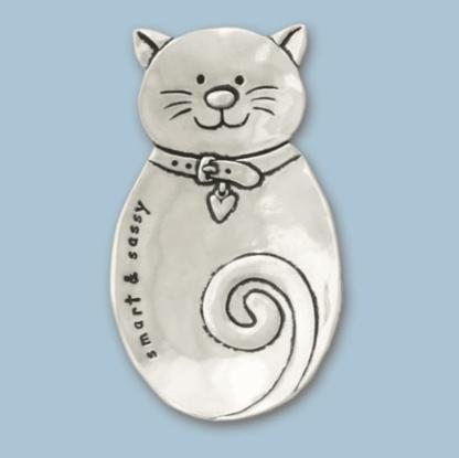 Smart & Sassy Cat Tray