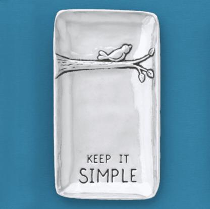 Keep it Simple Tray