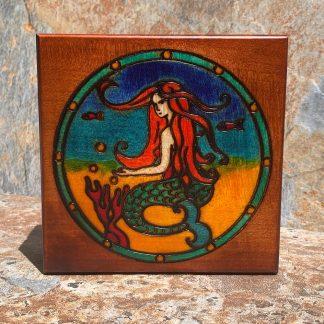 Bright & Colorful Mermaid Box