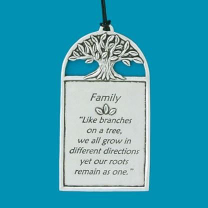 Family Tree Wall Plaque