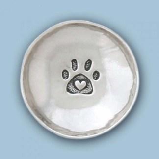 Heart & Paw Charm Bowl