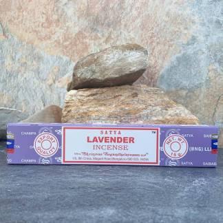Satya Lavender Incense Sticks
