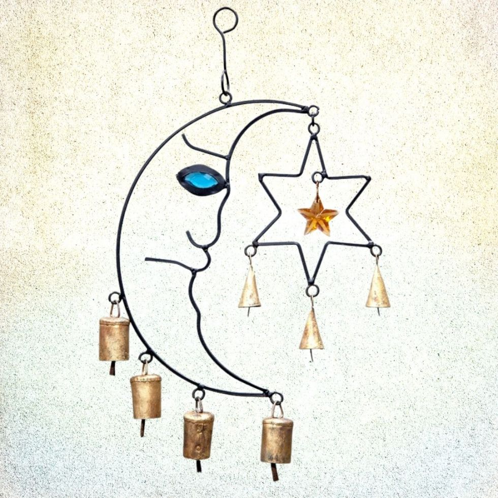 Iron Celestial Wind Chime