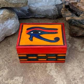 Brilliant Eye of Horus Box