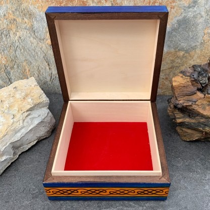 Celtic Magic Dragon Box
