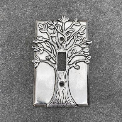 Tree of Light Switch Plate