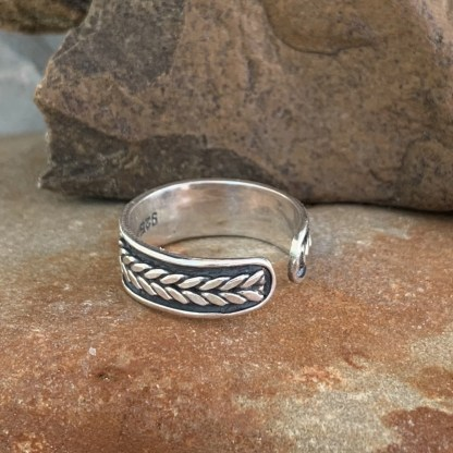 Bali Design Toe Ring