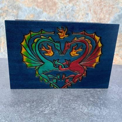 Blue Dragons Secret Box