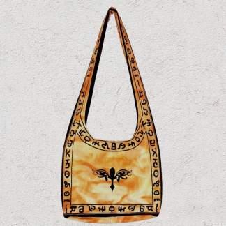 Eye of Horus Bag-Gold