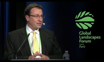 Global Landscapes Forum 2015: Achim Steiner – Closing Keynote