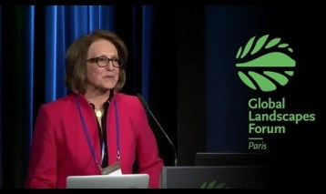2015 Global Landscapes Forum: Thelma Krug – Keynote