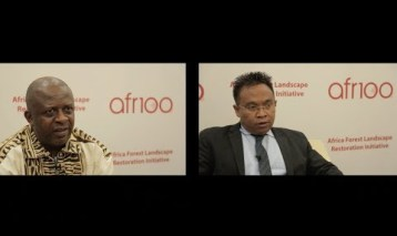 Interview with Cameroon and Madagascar focal points at the AFR100 Second Annual Partnership Meeting
