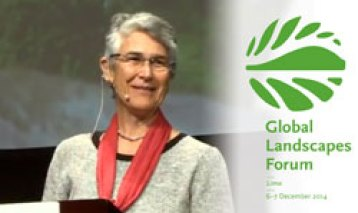 Yolanda Kakabadse Navarro – Opening Keynote: Landscapes for climate and development