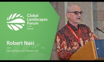 Robert Nasi – Closing plenary GLF Nairobi 2018
