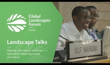 Landscape Talks – Keeping with nature