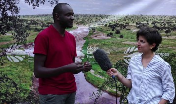 Anthony Ochieng on landscapes photography to change behaviors