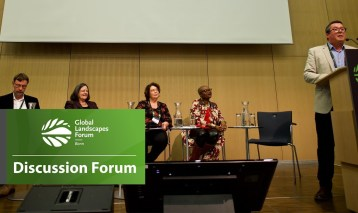 Discussion Forum 17: Looking at the past to shape the Landscape Approach of the future