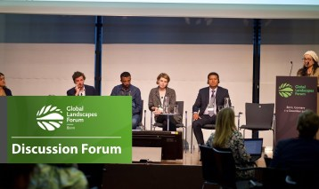 Discussion Forum 18: Landscape Programs in Actions: Experiences from the Field