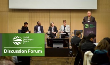 Discussion Forum 4: 10 years of the Global Comparative Study on REDD+