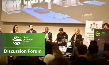 Discussion Forum 13: Securing Land Rights for Sustainable Landscape Management