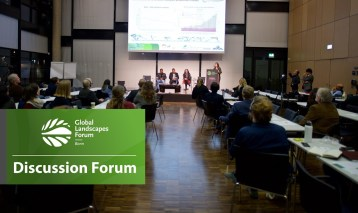 Discussion Forum 9: The Brazilian Forest Code and Sustainable Landscape Management in Brazilian Savannah