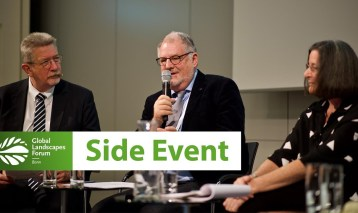 Side Event 1: Territorial Development – Managing Landscapes for the Rural Future