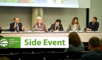 Side Event 3.1: High level South South Cooperation in action – Protecting Tropical Peatlands Together – a Triple win for the Climate, People and the Planet