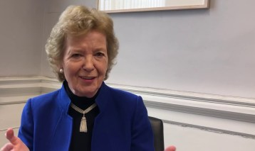 Mary Robinson, Former United Nations High Commissioner for Human Rights