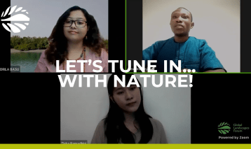 Youth Daily Show : Let's tune in…with nature!