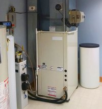 New Furnace Installation - Great Lakes Geothermal