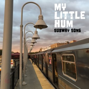 My Little Hum single artwork
