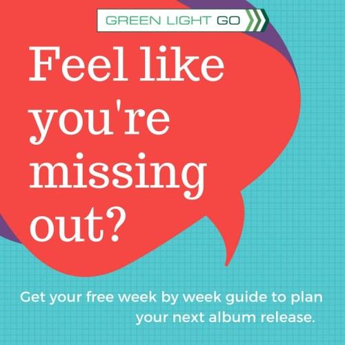 Album Release Planning Template