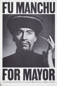 Dr. Fu Manchu for Mayor