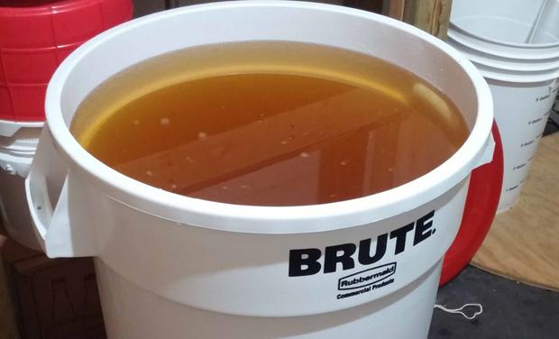 Making Cider