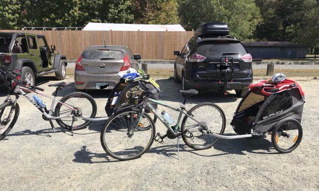 Misadventures in Bikepacking