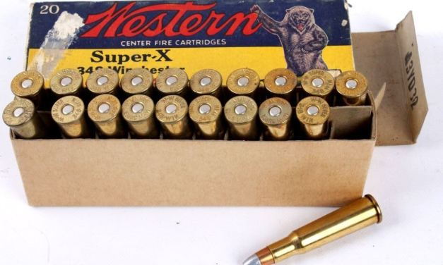Thirty-Something Rifle Cartridges V – The Other Guys