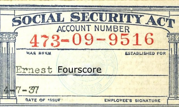 Social Security and Me