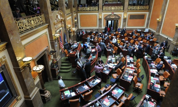 A Song of Ice And Choirs: Factionalism in the Utah House