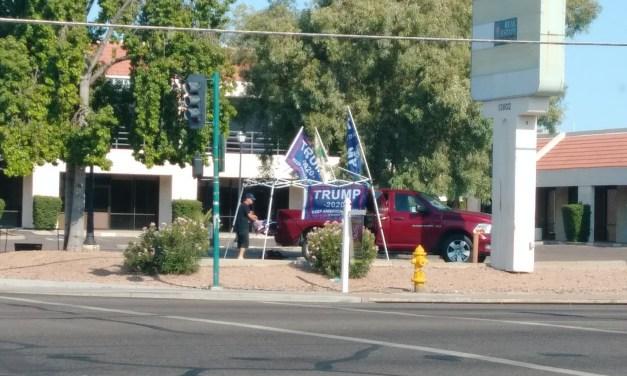 Phoenix MAGA Rally 2020