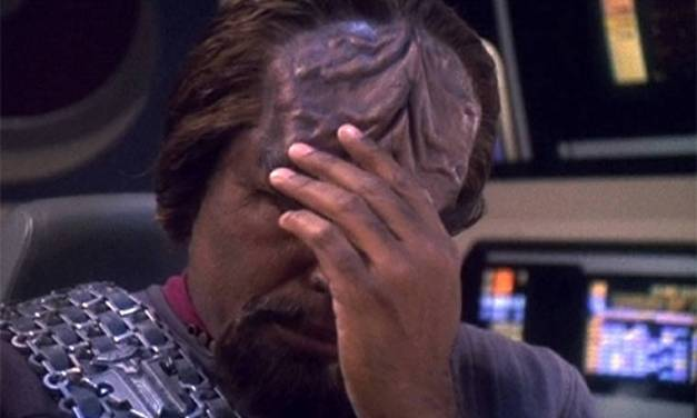 Worf Will Star as Therapist in New Star Trek Series